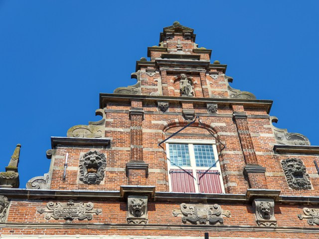 Building in Woerden