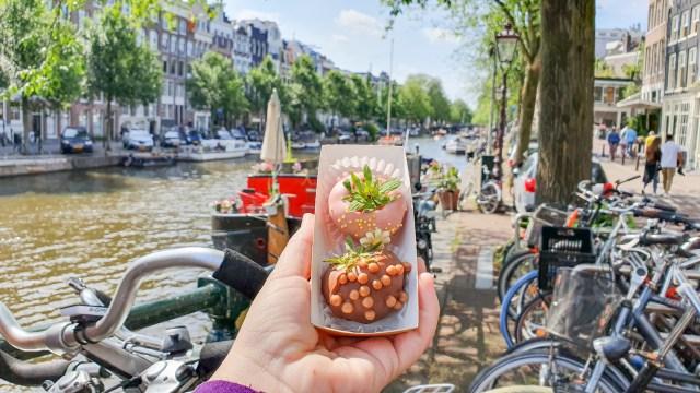 Polaberry in Amsterdam
