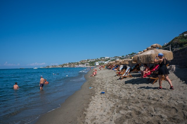 Giardini Poseidon beach
