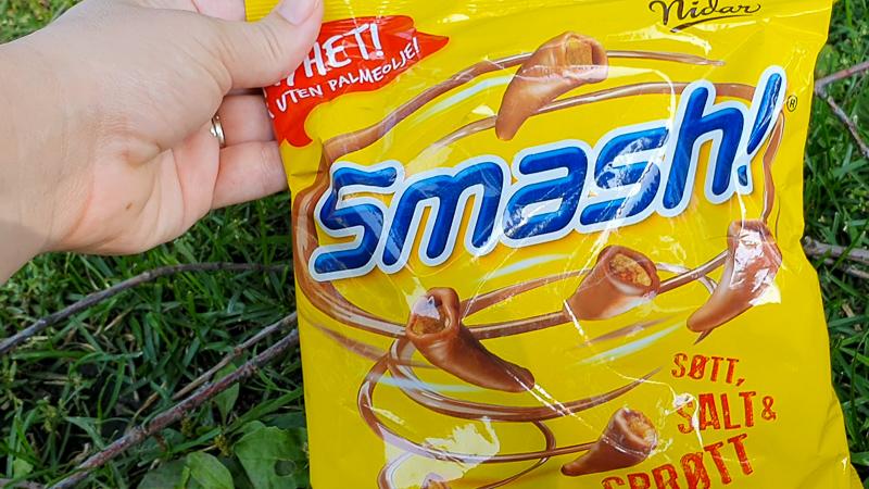 Norwegian chocolate candy
