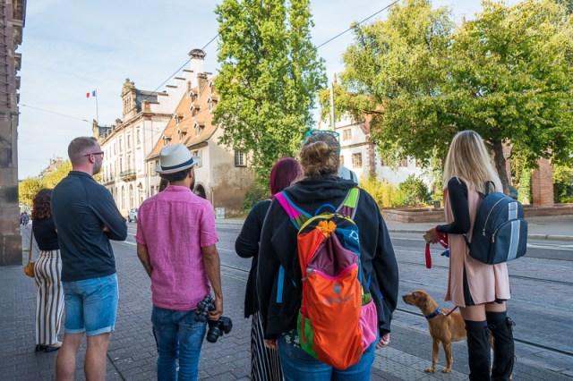 Eating Europe food tour in Strasbourg
