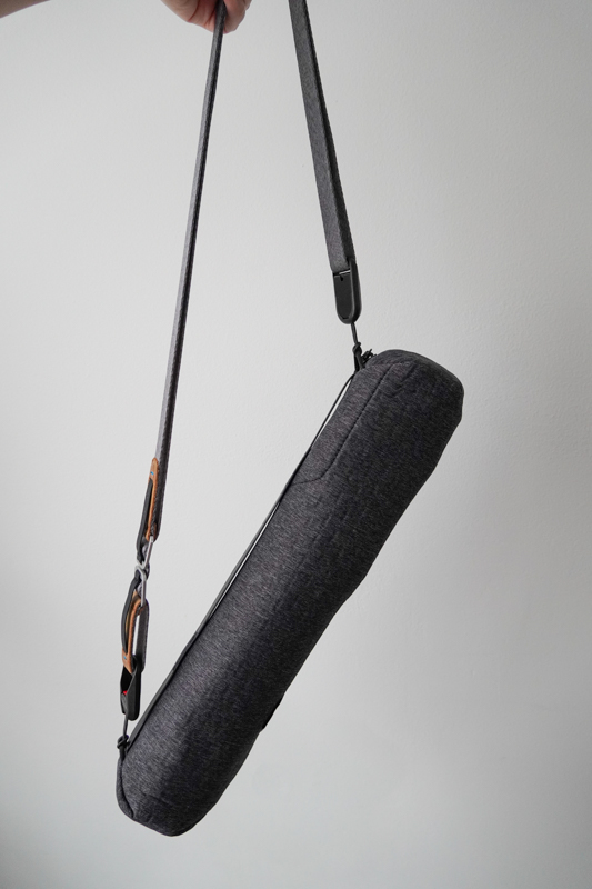 PD travel tripod in case with anchors and leash