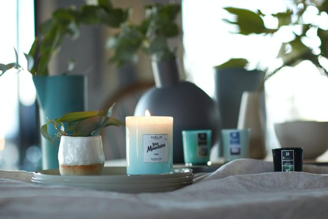 Quarantine gifts during social distancing: Candles|Photo by Noelle Australia on Unsplash