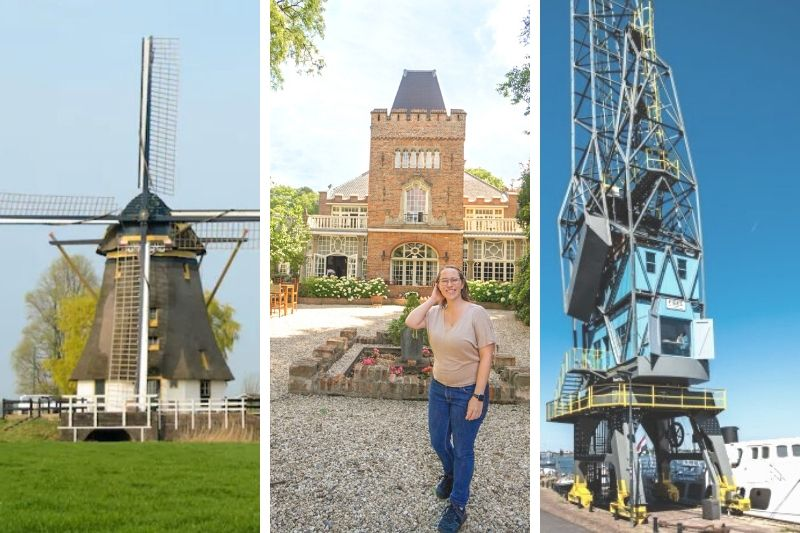 Unique places to stay near amsterdam title
