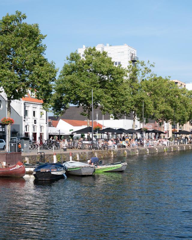 Tilburg harbor
