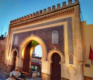 Bab Boujeloud, Fez