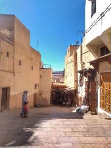 Andalus Quarter in Fez