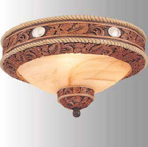Southwestern and Rustic Ceiling Lights Rustic  Western and Lodge Style Ceiling Lights