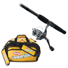 Deluxe Travel Spinning Fishing Kit