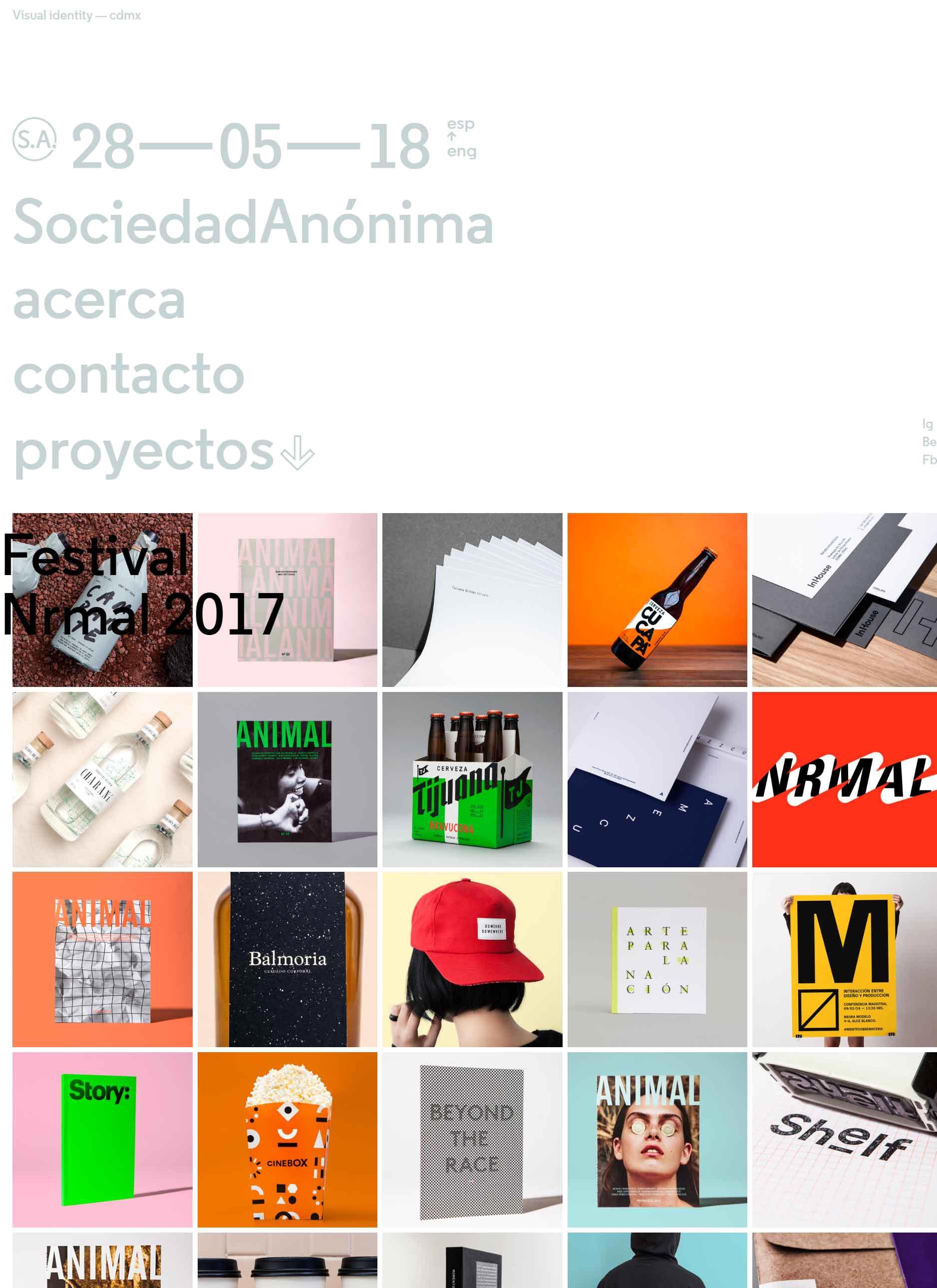 5 Brilliant Graphic Design Online Portfolio Examples To