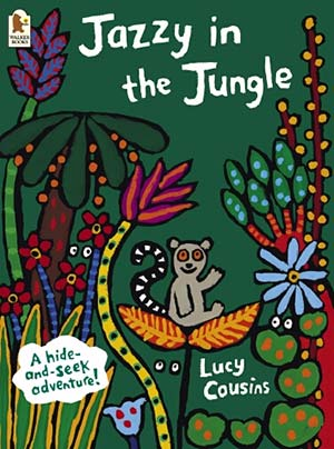 Jazzy in the Jungle by Lucy Cousins