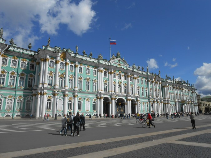 Winter Palace // St. Petersburg, Russia