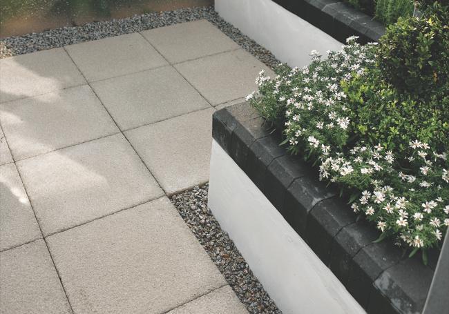 bradstone textured paving