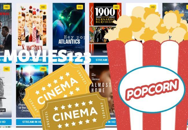 Sites like Movies123