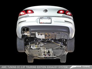 AWE_CC_20T_EXHAUST_Side AWE Tuning Single Side Exhaust for
