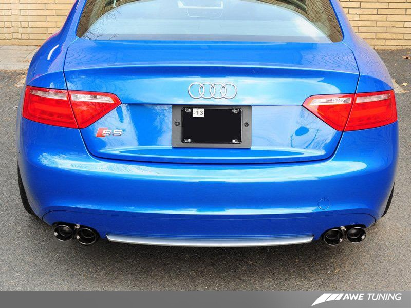 exhausts for audi s5 4 2l