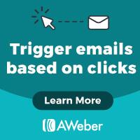 Trigger emails based on clicks