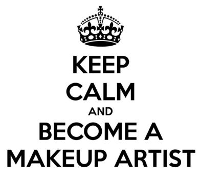 become a make up artist
