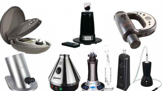 Desktop vaporizers