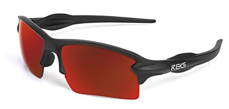 REKS Optics Polarized Sling Blade Sunglasses