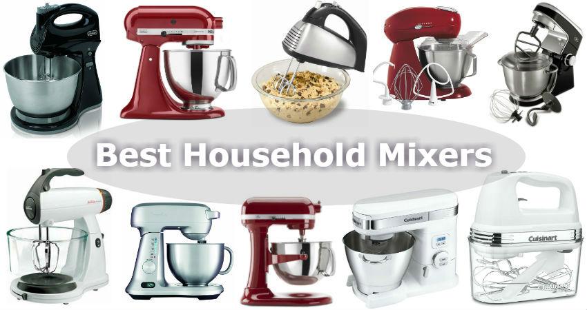 Best Household Mixers