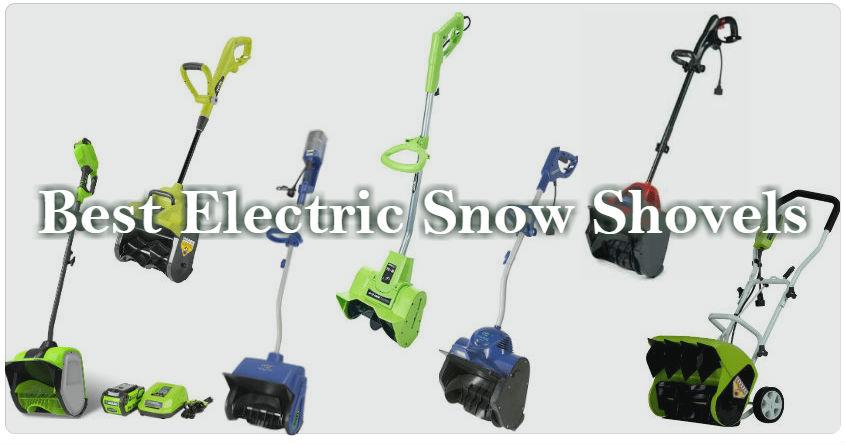 Best Electric Snow Shovels