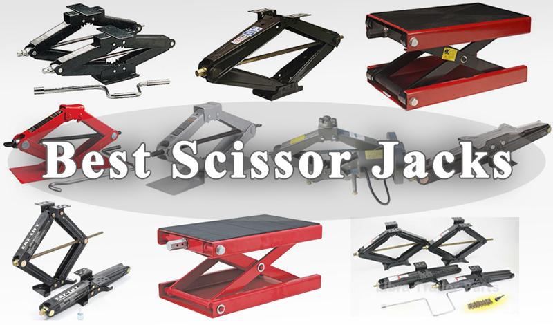 Best Scissor Jacks