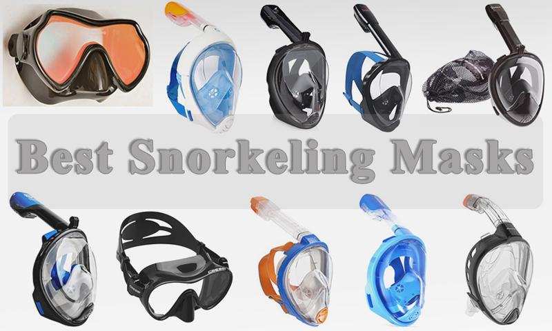 Best Snorkeling Masks