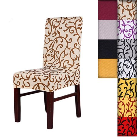SHZONS™ Super Fit Short Dining Chair Cover