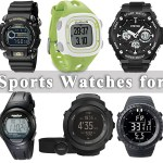 Best Sports Watches for Men that Fit Your Needs