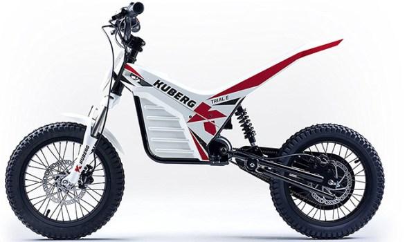 Kuberg 2016 Start Electric Trial Bike