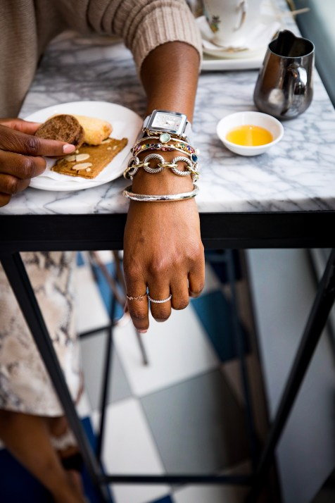 How to wear the perfect arm candy
