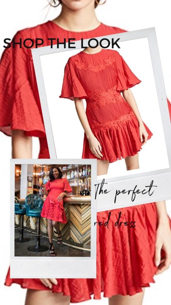 Shopbop sale. Keepsake red dress. Shopbop sale must haves. sale end March 2nd.
