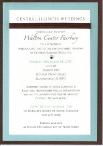 CWG Invites