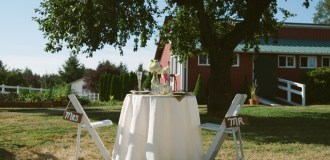 Portland Vintage Wedding - A Well Crafted Party