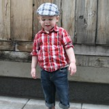 Toddler Boy Style: 7 Days of Style with 7 for All Mankind Review