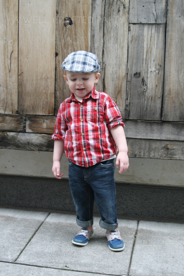 Day One Toddler Boy Style Ideas