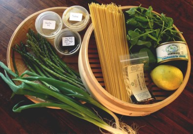 Local Plate Ingredients