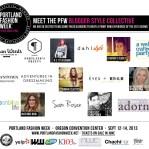 Looking Forward to Portland Fashion Week