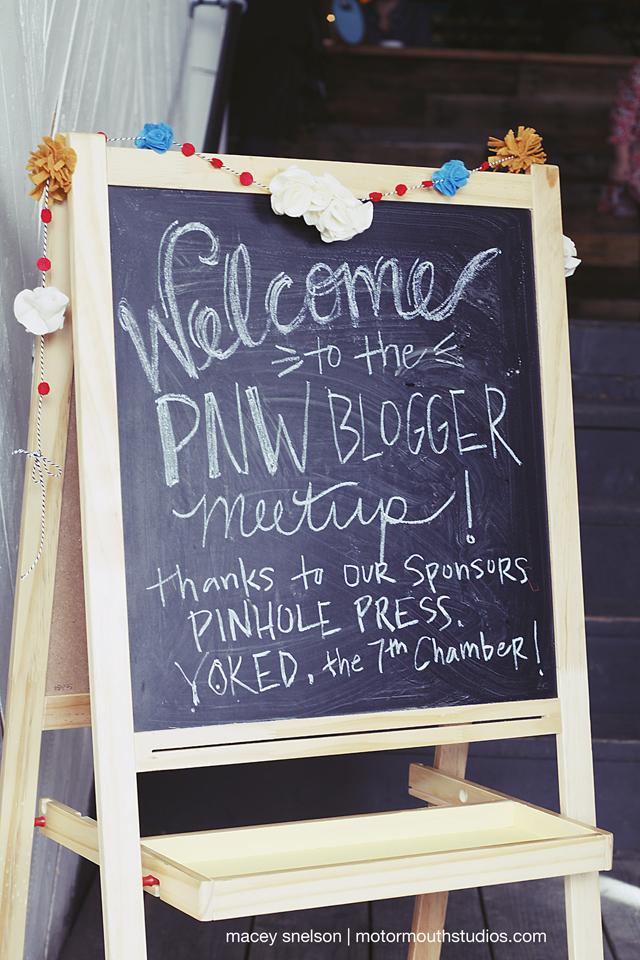 PNW Blogger Brunch