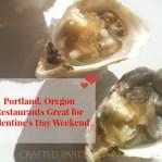 valentines day in Portland, Oregon