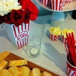 Movie Themed Bridal Shower - A Well Crafted Party