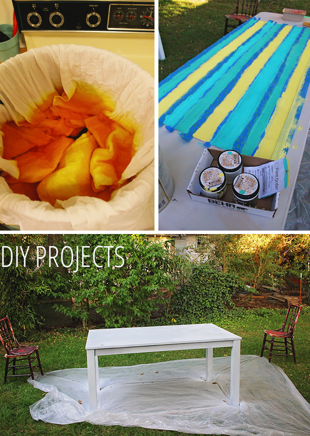 Summer Porch DIY Projects - A Well Crafted Party