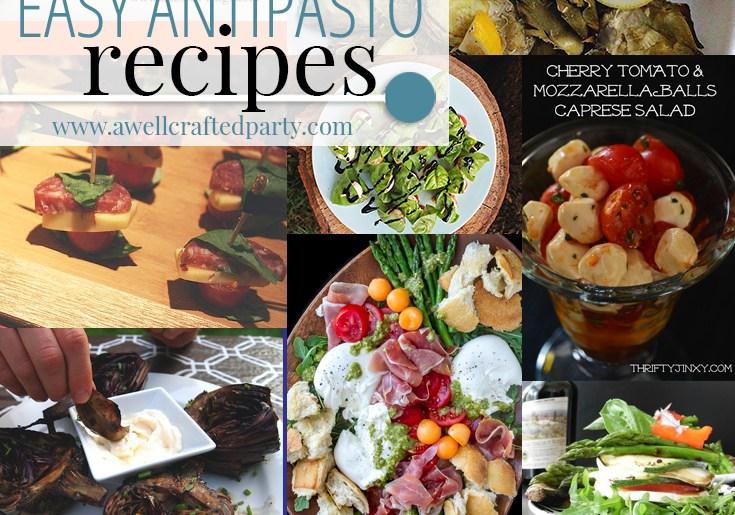 Easy Antipasto Recipes
