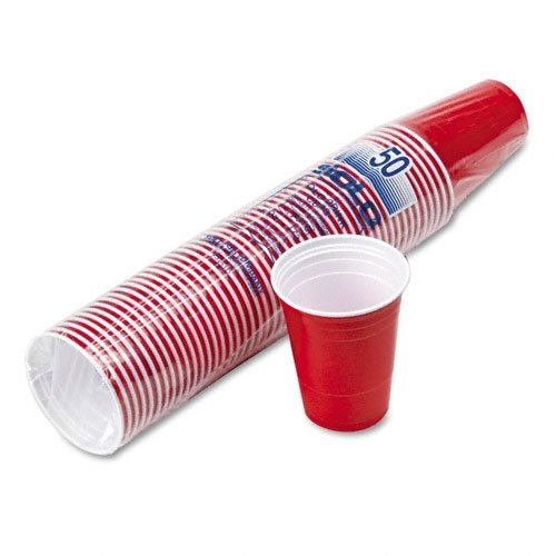 You'll never guess how a red solo cup made camping much more enjoyable for this lady...