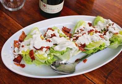 Classic Wedge Salad Recipe