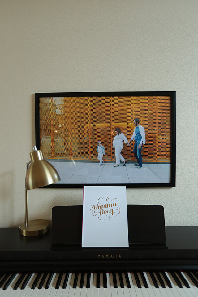Tips for Displaying Family Photos via A Well Crafted Party