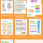 Free Printable Blog Planner 2017 Edition