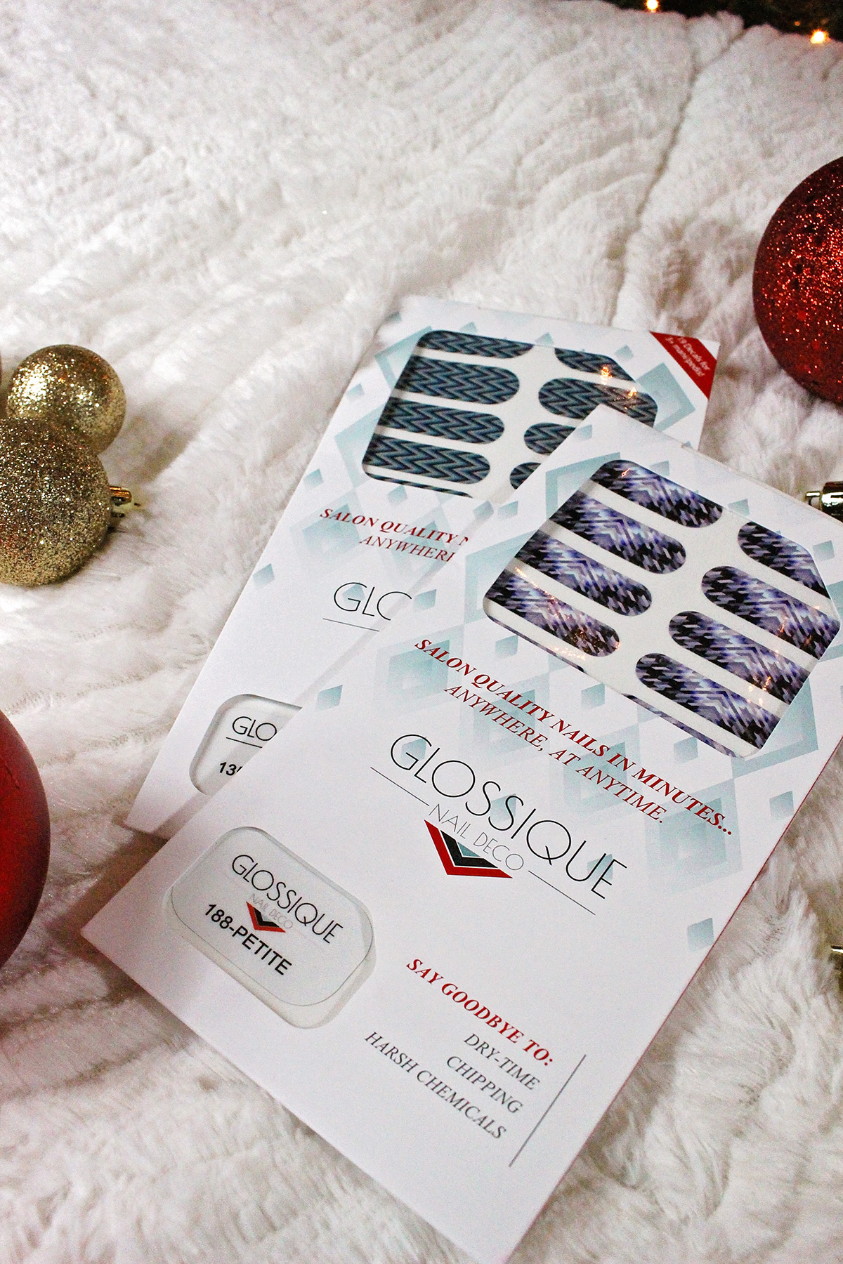 Glosique Nail Wraps featured in A Well Crafted Gift Guide (sponsored)