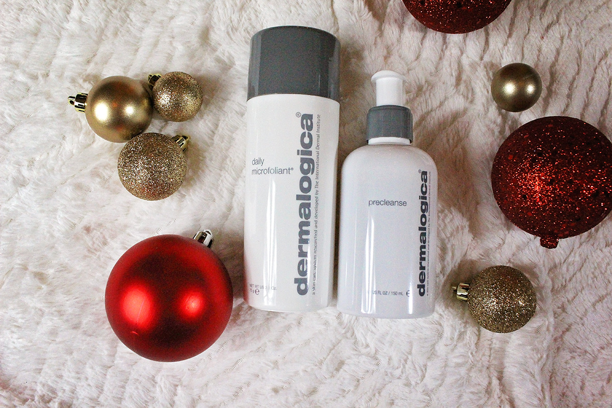 Dermalogica Skin Brightening Duo Gift Set featured in A Well Crafted Holiday Beauty Gift Guide (sponsored)